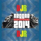 DJ Rosa from Milan - Reggae Consciousness 2014