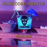 The Chronic @ Hardcore Aperitif (200 BPM) 08-08-2018