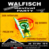 Henriko S. Sagert - live @ Walfisch Revival Party #11