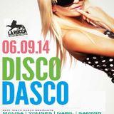 DISCO DASCO LA ROCCA 2014-09-06 P5 CLOSING DJ MOUSA