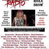 The ROXX Show Hard Rock Hell Radio 30 April SleazyGlamMetalTrashedupBluesyPunkRockN'Roll&ClassikRock