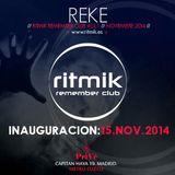 djReke - Levante-Manía - Chapter 37-14 @ Promo RITMIK REMEMBER CLUB
