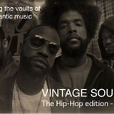VINTAGE SOUNDS n°25 - Special HIP-HOP part 1 (Back2Back FM)