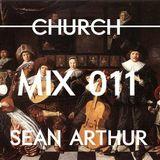 CHURCH MIX   011 SEAN ARTHUR