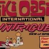 Tiki Oasis 2017 Themed RADIO - An ETI RADIO Broadcast sample for Tiki Oasis RADIO with Tiki Brian
