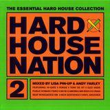 HARD HOUSE NATION 2 - CD1 - LISA PIN-UP (2000)