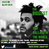 Biggest R&B Ballads in the World: Winter Edition 2016/2017