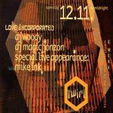 DJ MAGIC JONZON – DJ WOODY  12.11.1994  E-WERK BERLIN  – Tape B (1)