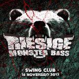 BYZPO @ Riesige Moster Bass (16-11-2012)