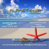 Planet Ibiza Podcast Special Summer Edition mixed by John Patton Vol.3