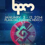 Franco Cinelli @ The BPM Festival 2014 - Cadenza Showcase (08-01-14)