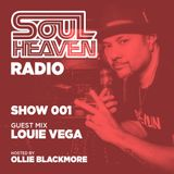 Soul Heaven Radio 001: Louie Vega (Exclusive Mix)