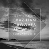 Brazilian Grooves Set Vol. 17 - February 2018