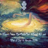 ManMadeMan Official DJ set by Psara @ Porto Rio, Jan 2014