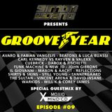 Groove Year #009 - Special Guestmix by Mojjjo x Mind'CD