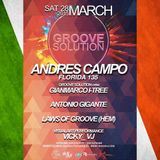 Andres Campo @ GrooveSolution - Baroo Club (Italia)