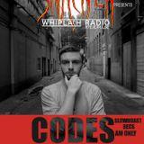 DJ SMACKEN PRESENTS WHIPLASHradio: CODES SPECIAL