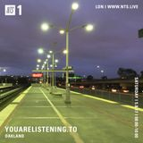 youarelistening.to - 5th August 2017