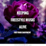 Keeping Freestyle Alive - DJ Carlos C4 Ramos