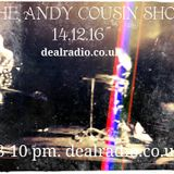 The Andy Cousin Show 14-12-2016