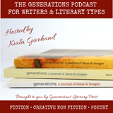 GLP001: Meet the Prose Editors of Generations Literary Journal