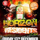 The D-Mon @ Horizon Residents Party 13/12/13
