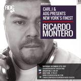 ONIRIC FACTORY PRESENTS & ADG PRESENTS - RICARDO MONTERO [DIC. 7 2017]