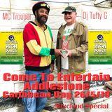 MC Trooper & Tufty G @ Addlestone Caribbean Day 2019. Set.