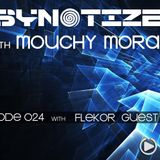 Mouchy Mora pres. Psynotized 024 (March 2015) - Flekor Guest Mix
