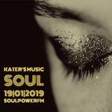 Kater's Music 19|01|2019 - SoulpowerFM: Auch mal kuscheln - My Soul