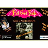 Bat Girl Radio Scott Gruenwald & Rising from the Ashes Radio-Coyote Chris Sutton
