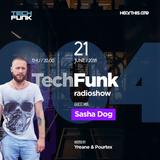 Yreane & Pourtex - TechFunk Radioshow 004 with Sasha Dog (21 June 2018)