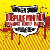 Dubplate DnB Dubstep Mash Up Mini Mix Vol.1