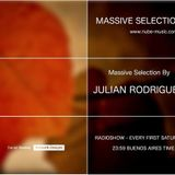Julian Rodriguez - Massive Selection #020 @ Nube Radio - November 07, 2015