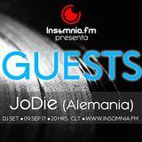 Guests - Ep. -#004 09-Septiembre-2017 - JoDie