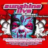 DJ Giga Dance Sunshine Live Volume 16 Remix