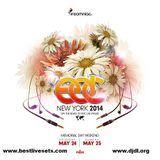 Cedric Gervais - Live at EDC New York - 24.05.2014