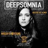 Deepsomnia with Alinep - Special Guest Mix: MAGDA EL BAYOUMI - Sept 2017 - www.inprogressradio.com