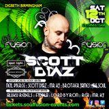 Scott Diaz LIVE @ Soul Fusion Oct 12 2019 Birmingham