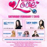 Turn Up The Love 2015