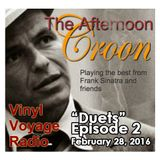 The Afternoon Croon--Episode 2--February 28, 2016