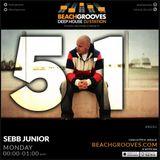 Sebb Junior @ Beachgrooves Radio 16.10.17