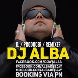 DJ ALBA PRESENTS-DEEP HOUSE MIX 08-2017