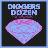 King Dom - Diggers Dozen All Jazz Live Sessions (April 2015 London)