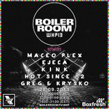 Hot Since 82 - Live At Warehouse Project, Boiler Room x Manchester - 28thSeptember 2013