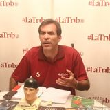 #LaTribu: Enlace telefónico con Eusebio Acasuzo. [2/12/17]