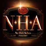 RRNI Interview with Eamon Nancarrow from No Hot Ashes on the Friday NI Rocks Show 9th March
