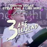 3 Are Legend + Video (Dimitri Vegas & Like Mike & Steve Aoki) @ EMPO Awards Mexico 2014-04-12