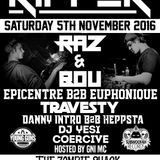 DJ DANNY INTRO :: FACEBOOK LIVE Promo Mix for RippeR 5th November 2016