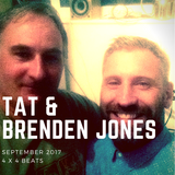 Tat with Special Guest Brenden Jones - Purple Radio Podcast #101